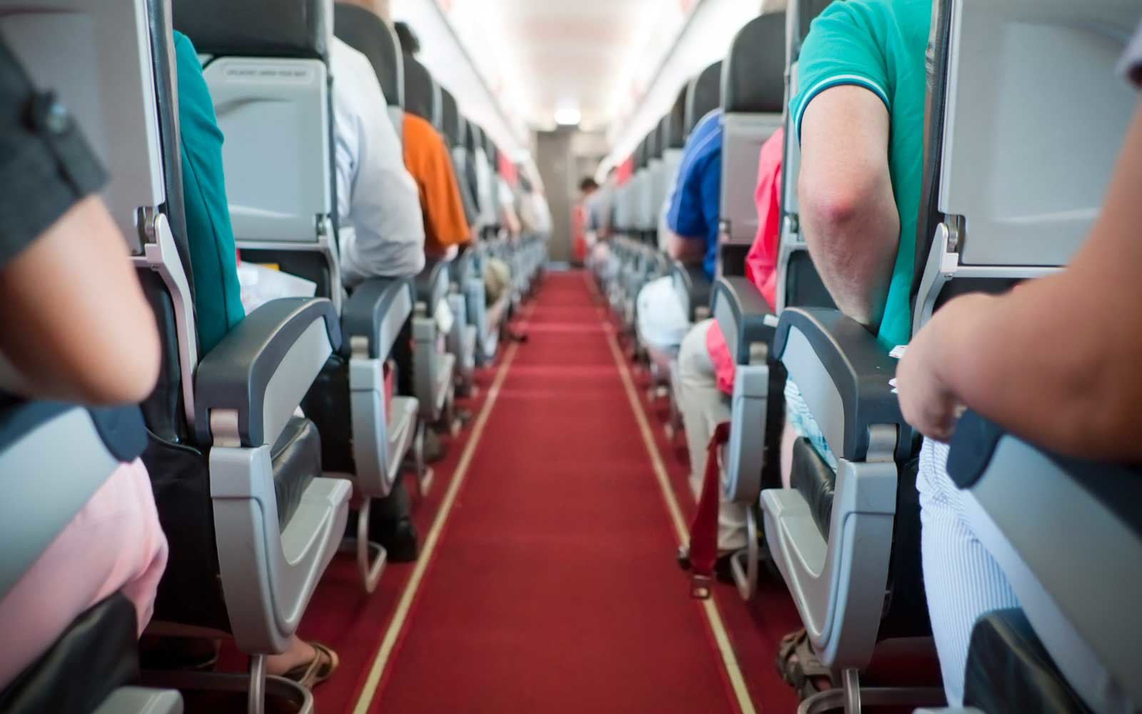 Why You Don't Feel Takeoff as Much in a Larger Airplane