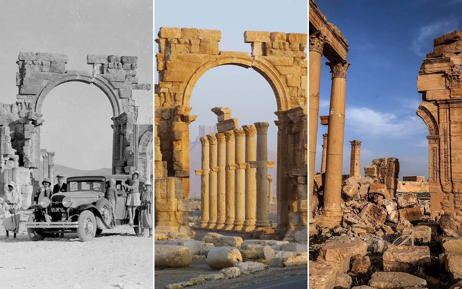How A Beloved World Heritage Site Became A Battlefield And What S