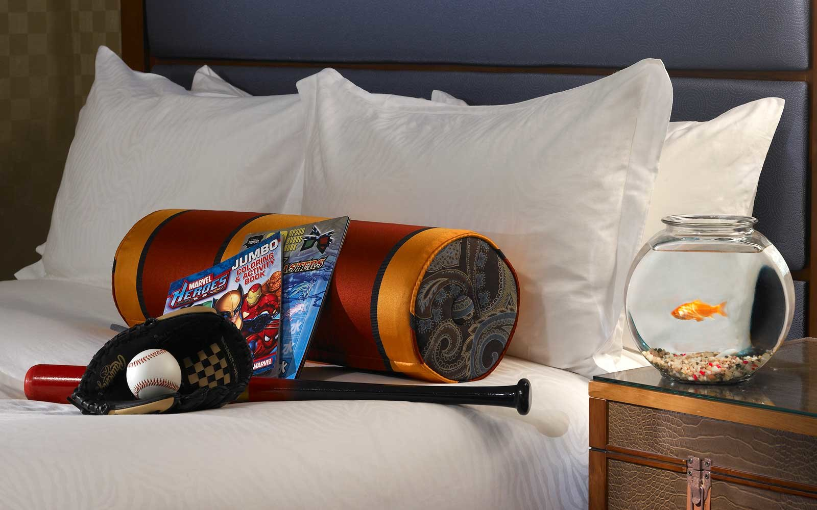 Wildest, Strangest, and Most Over-the-Top Hotel Amenities