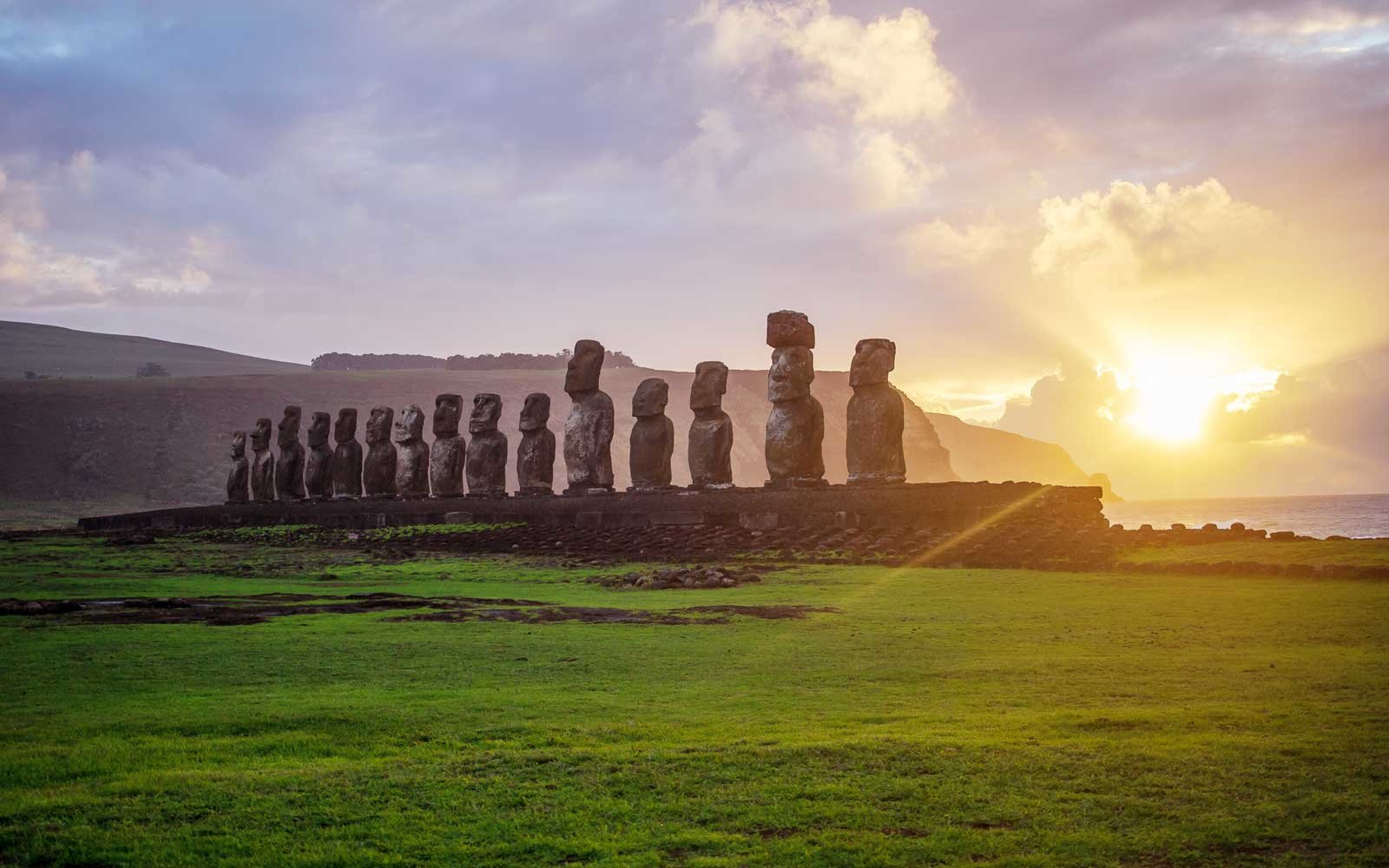 Things to See—Other Than the Moai