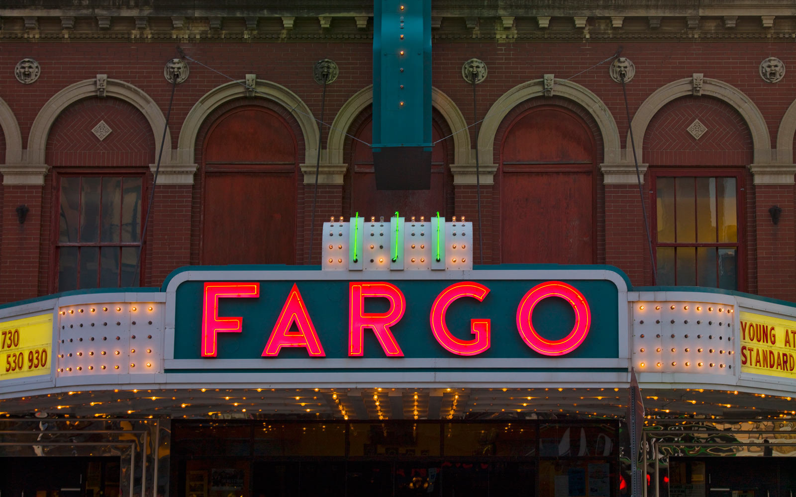 Catch an Art House Flick at the Fargo Theatre: Fargo, ND