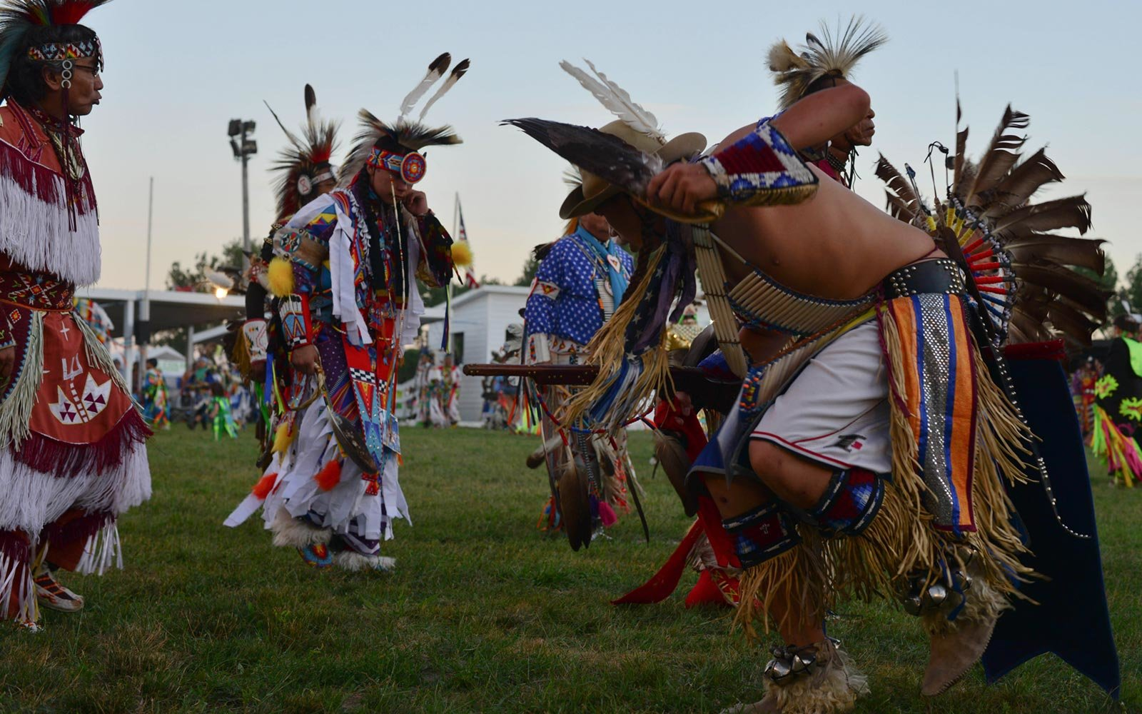 Powwow, Pine Ridge Reservation, South Dakota
