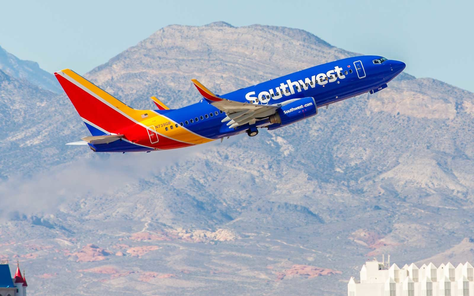 Southwest Airlines Give Away