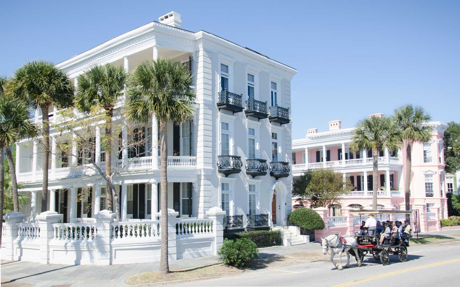 No. 2 Charleston, South Carolina