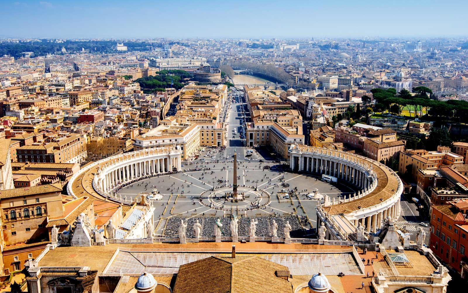 A Guide To Vatican City, The Smallest City In The World