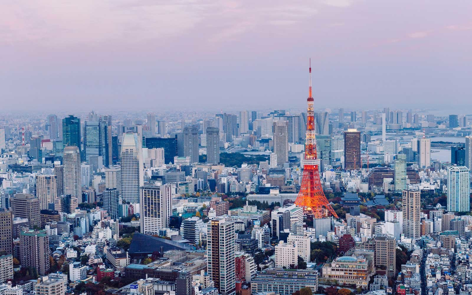 Take a Trip to Tokyo for Only $459 Round-trip