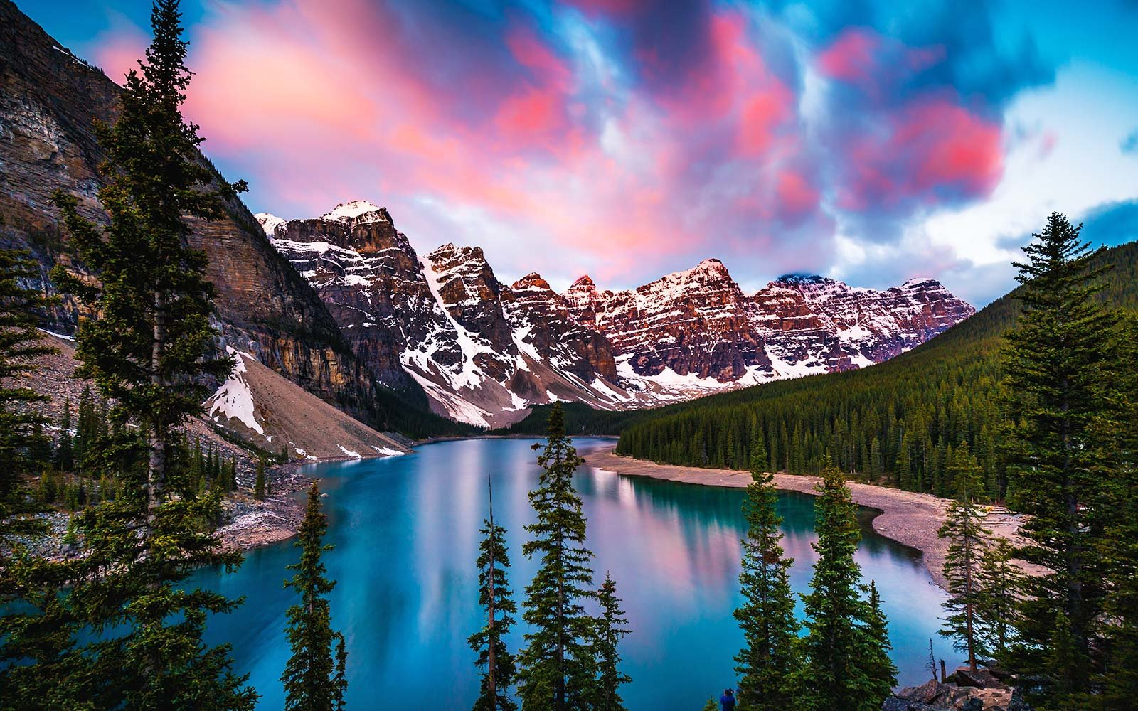 How to Visit Canadian National Parks