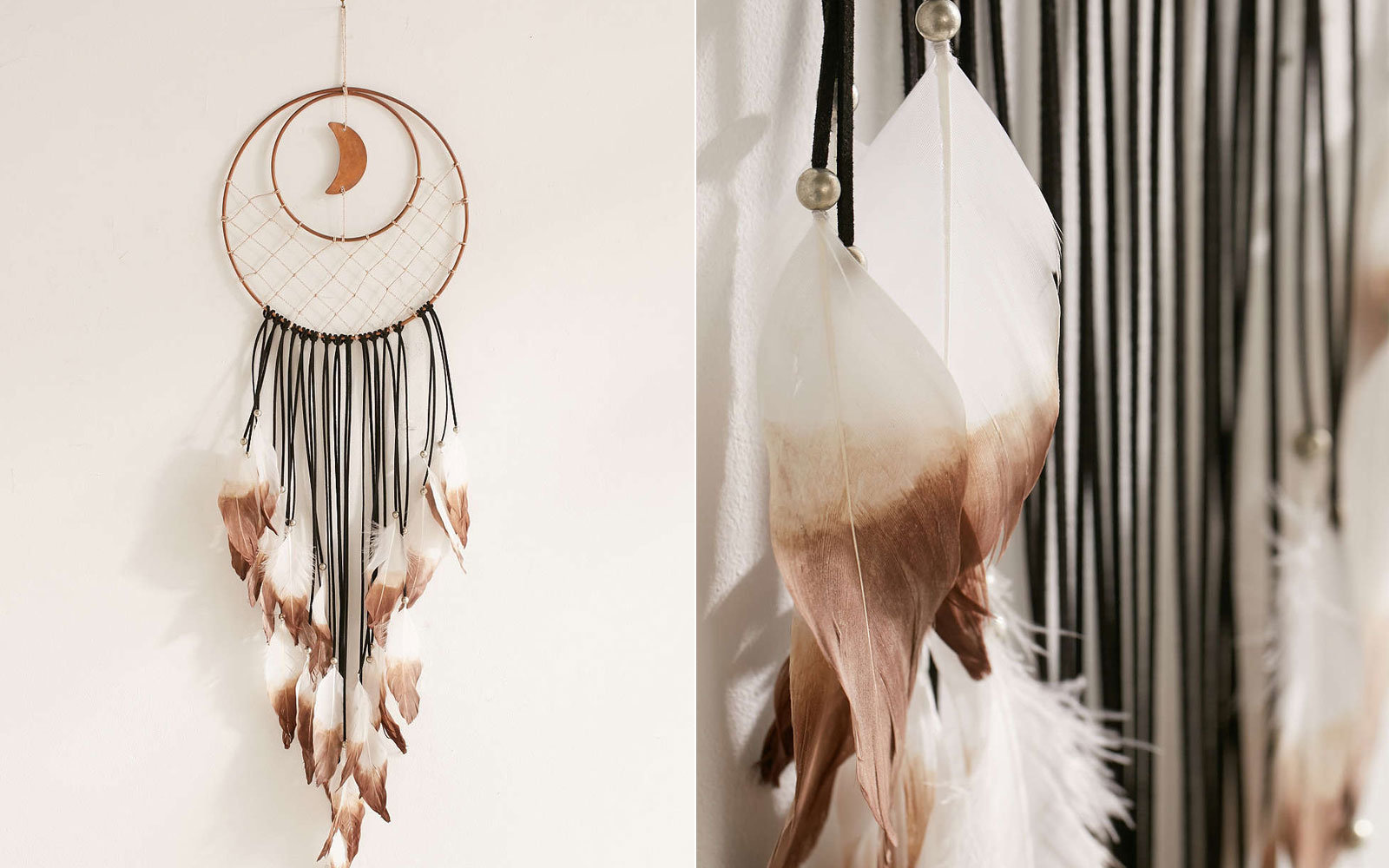 Crescent Moon Dream Catcher. To Buy: Urbanoutfitters.com ...