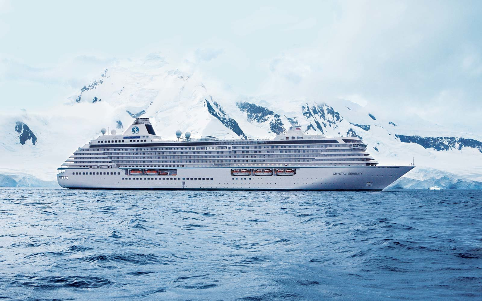 Cruises: Crystal Cruises Serenity