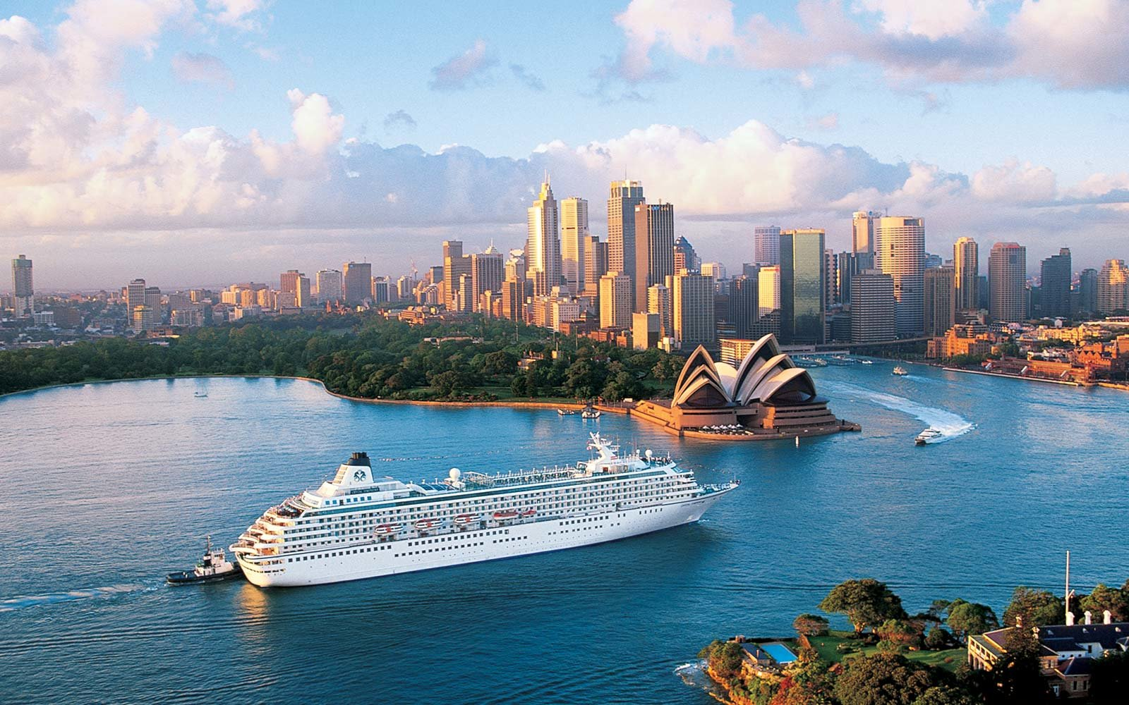 Cruises: Crystal Cruises Symphony