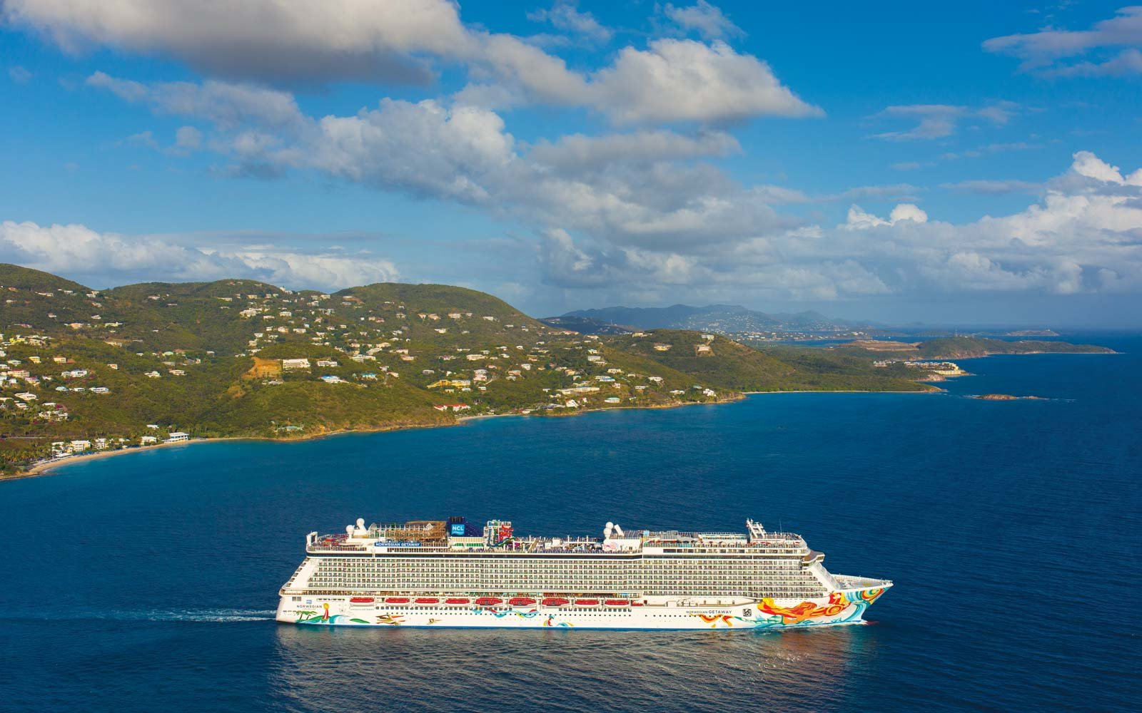 Norwegian getaway travel leisure for Ncl getaway