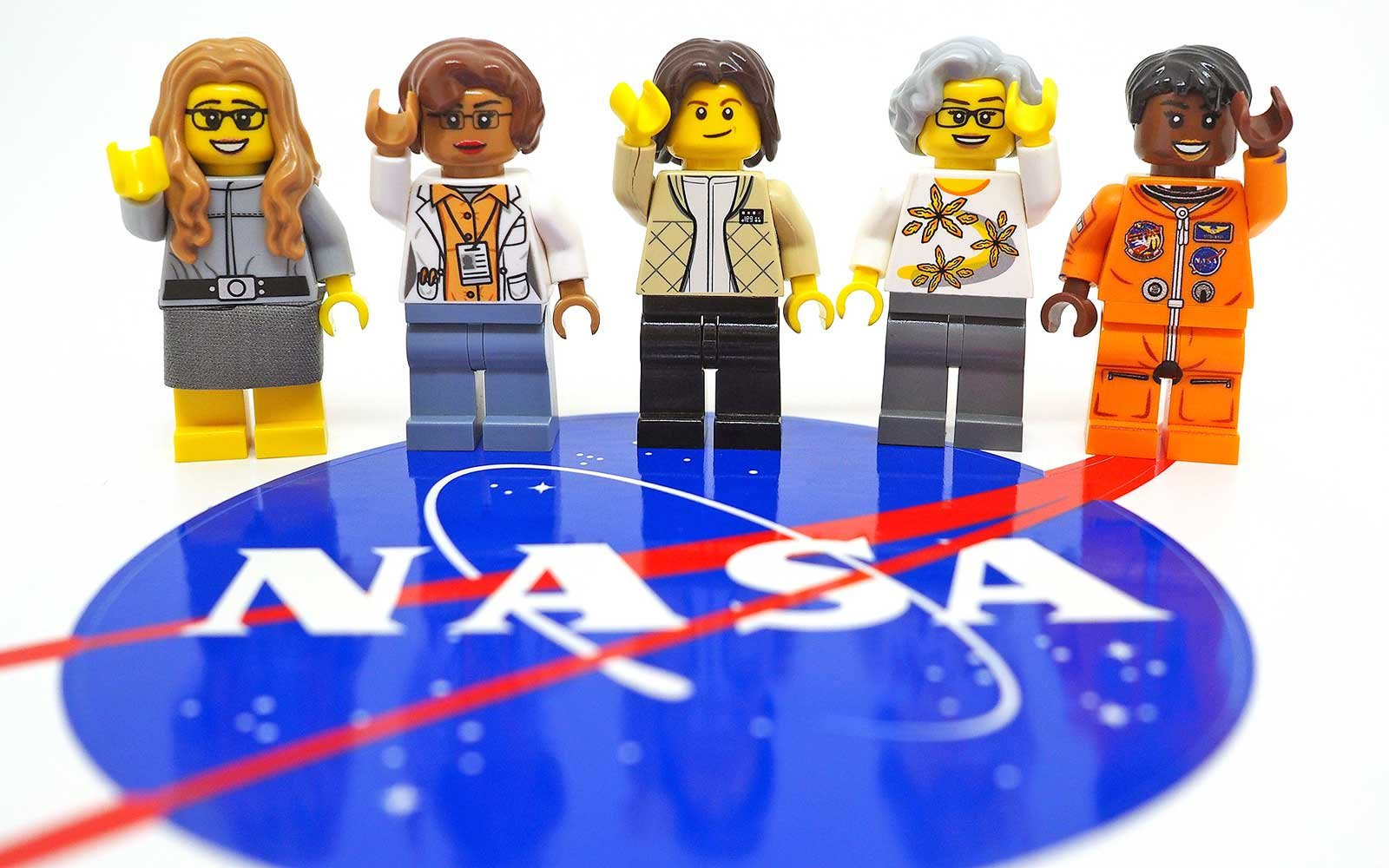 Lego NASA Women