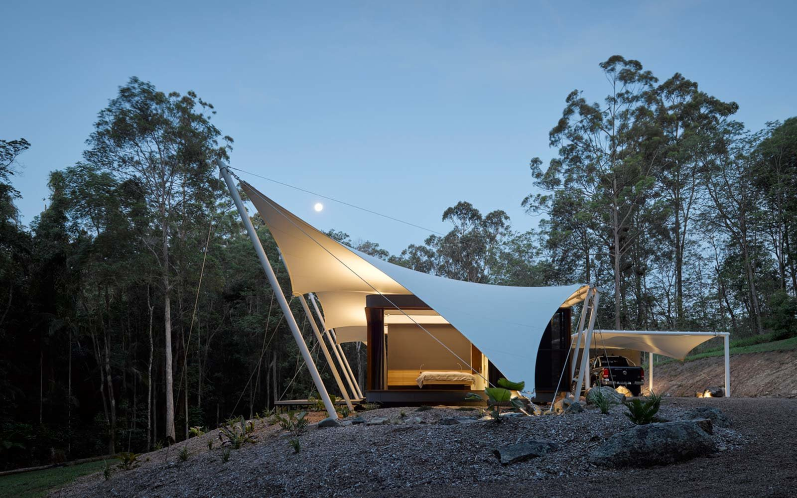 Love Camping? This Is the House of Your Dreams