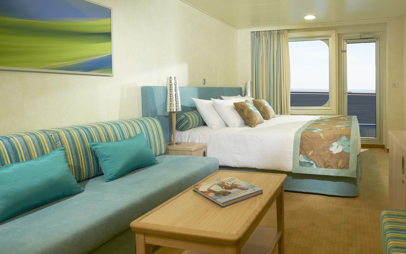 Staterooms Are Cozy