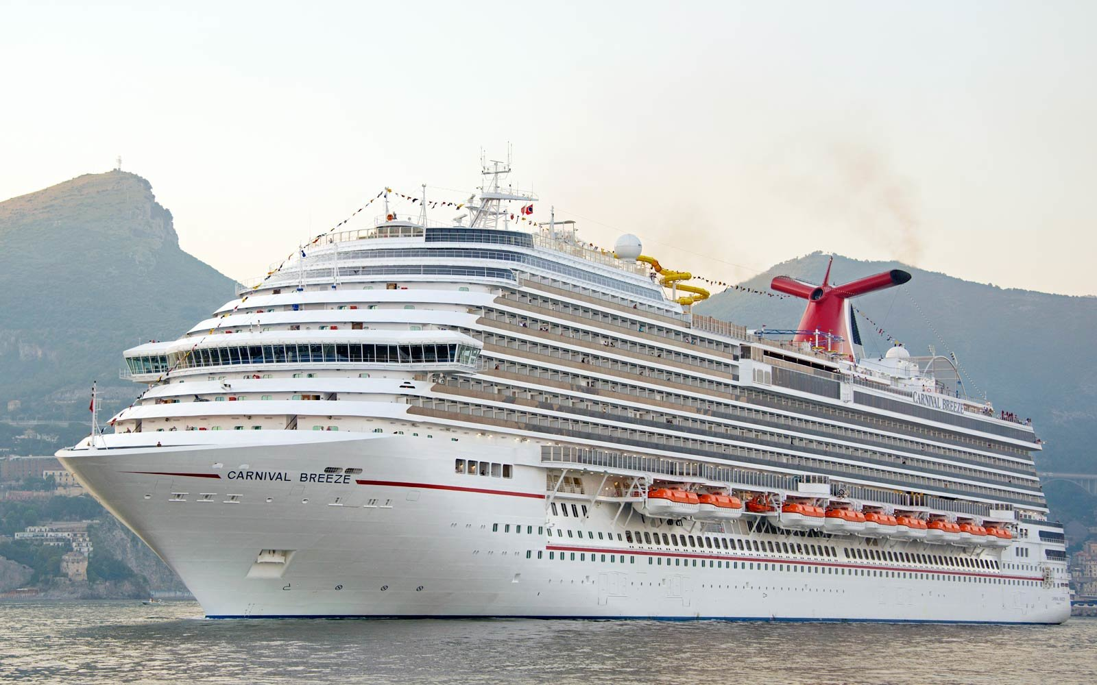 Carnival Breeze Travel Leisure