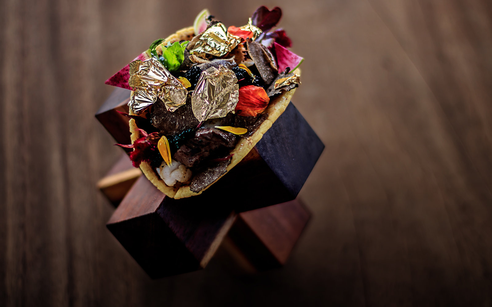 Behold the $25k Taco