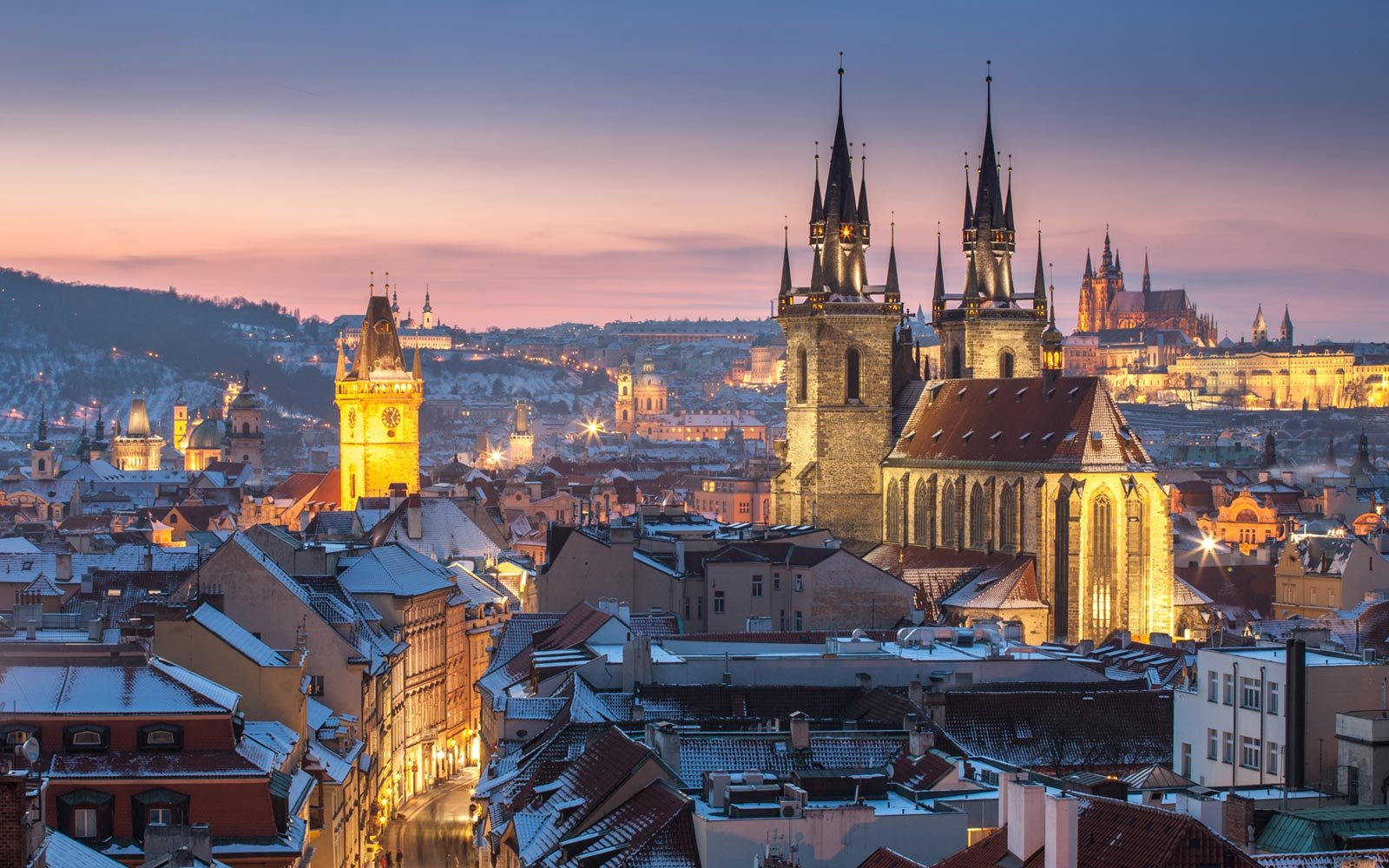 7 Things You Probably Didn't Know About Prague Castle ...
