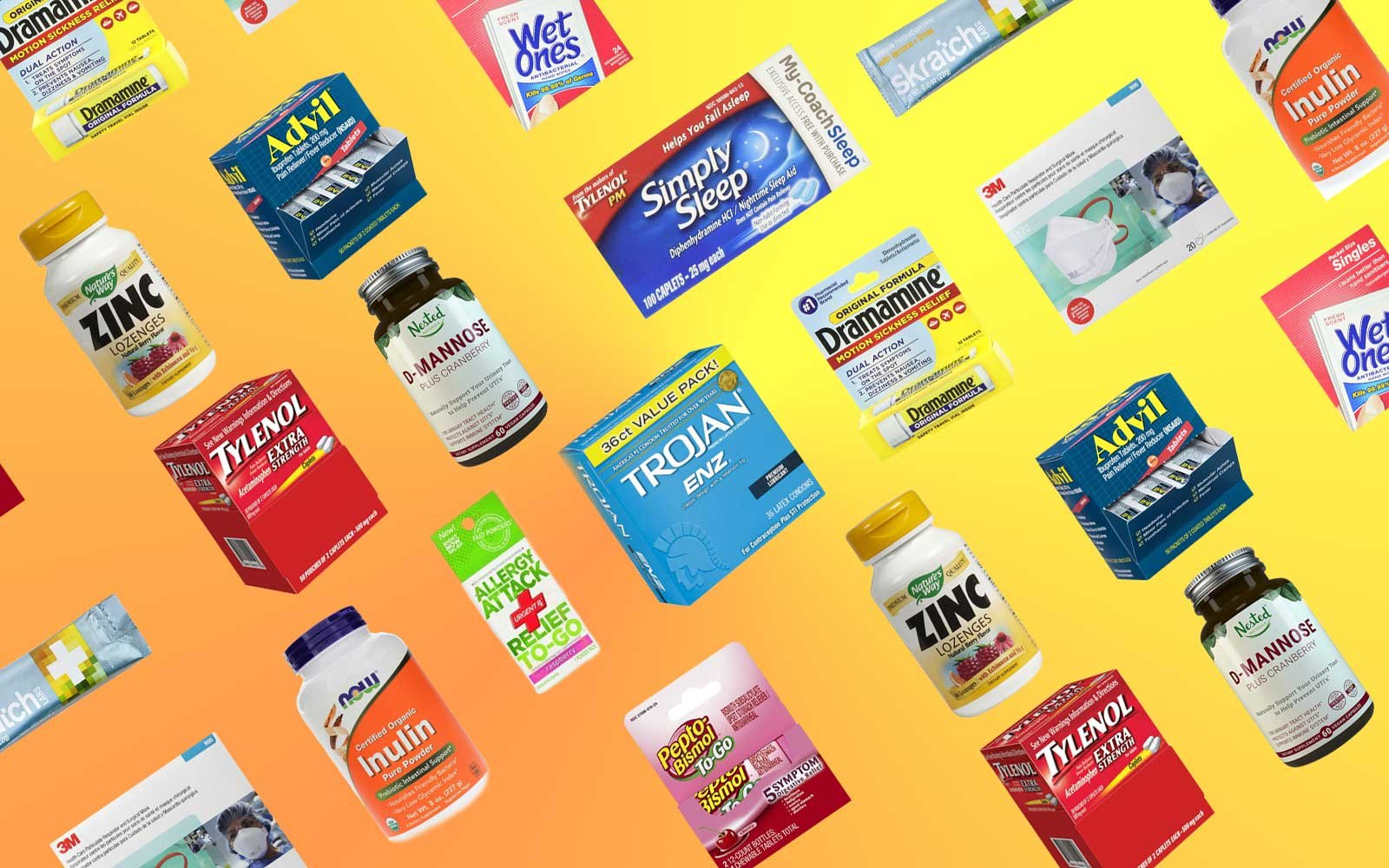 Carry-On Essentials to Help You Stay Healthy