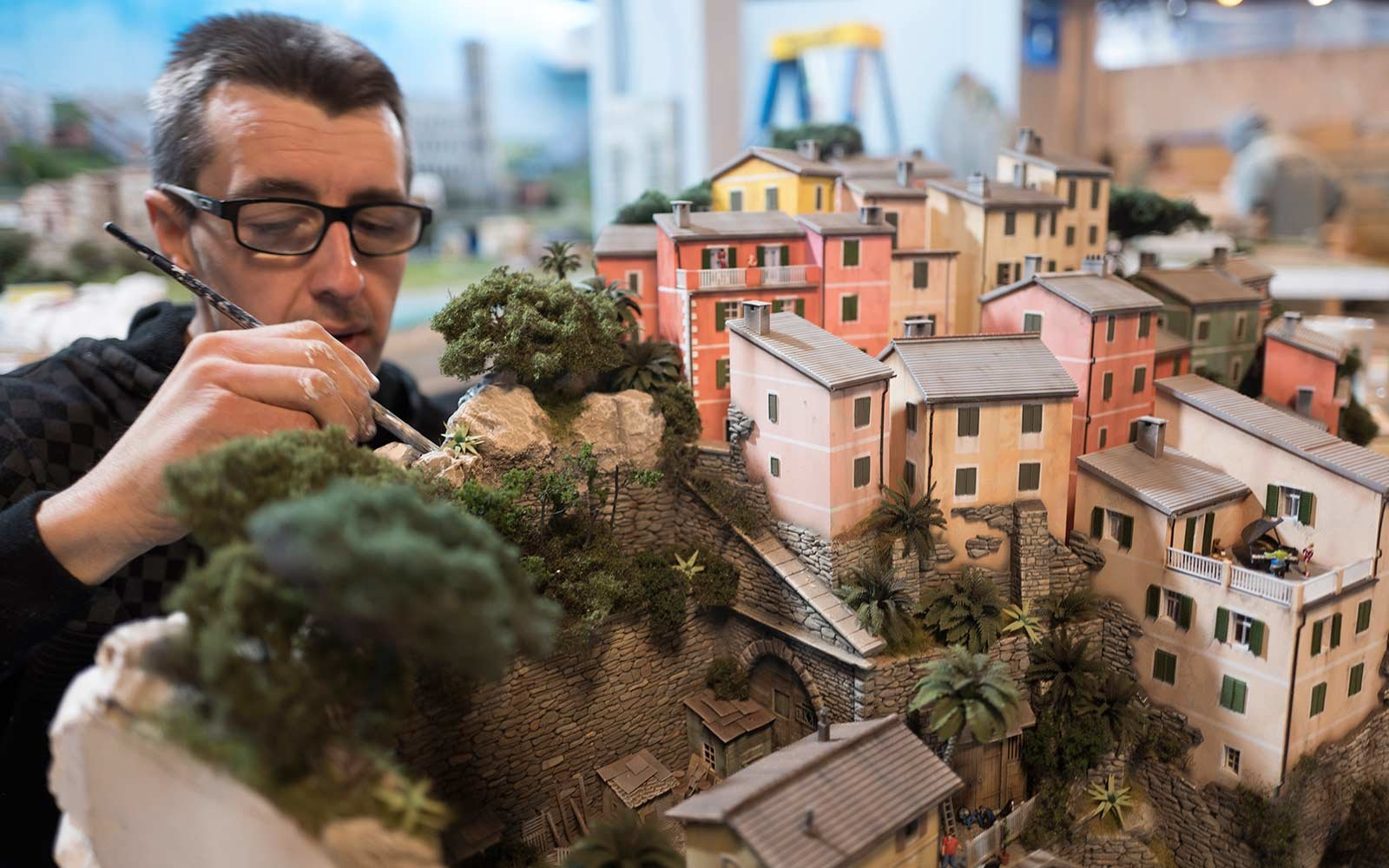 There's An Entire Miniature World That Fills This New York City Block   [travel + Leisure]