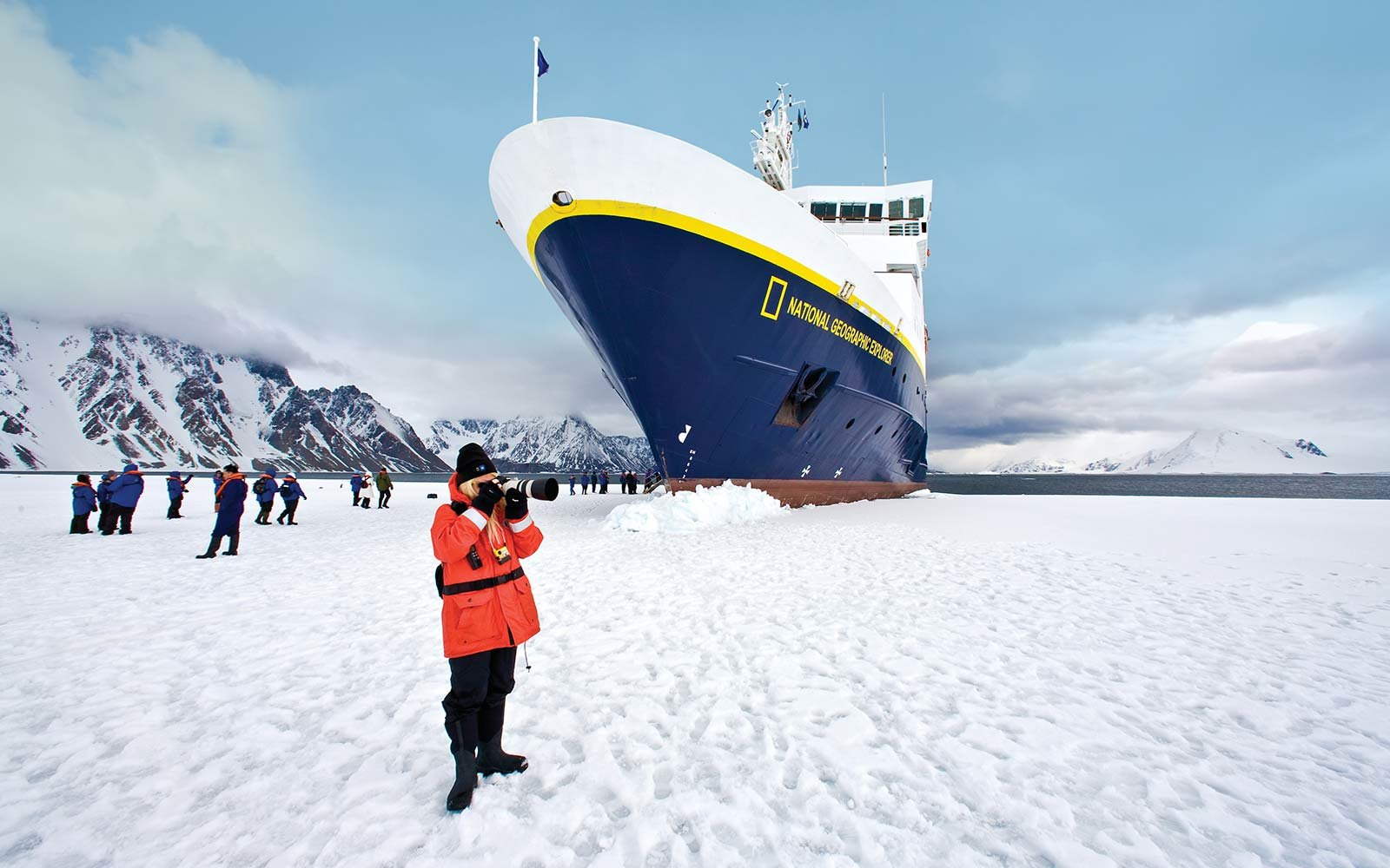 Lindblad Expeditions National Geographic Explorer