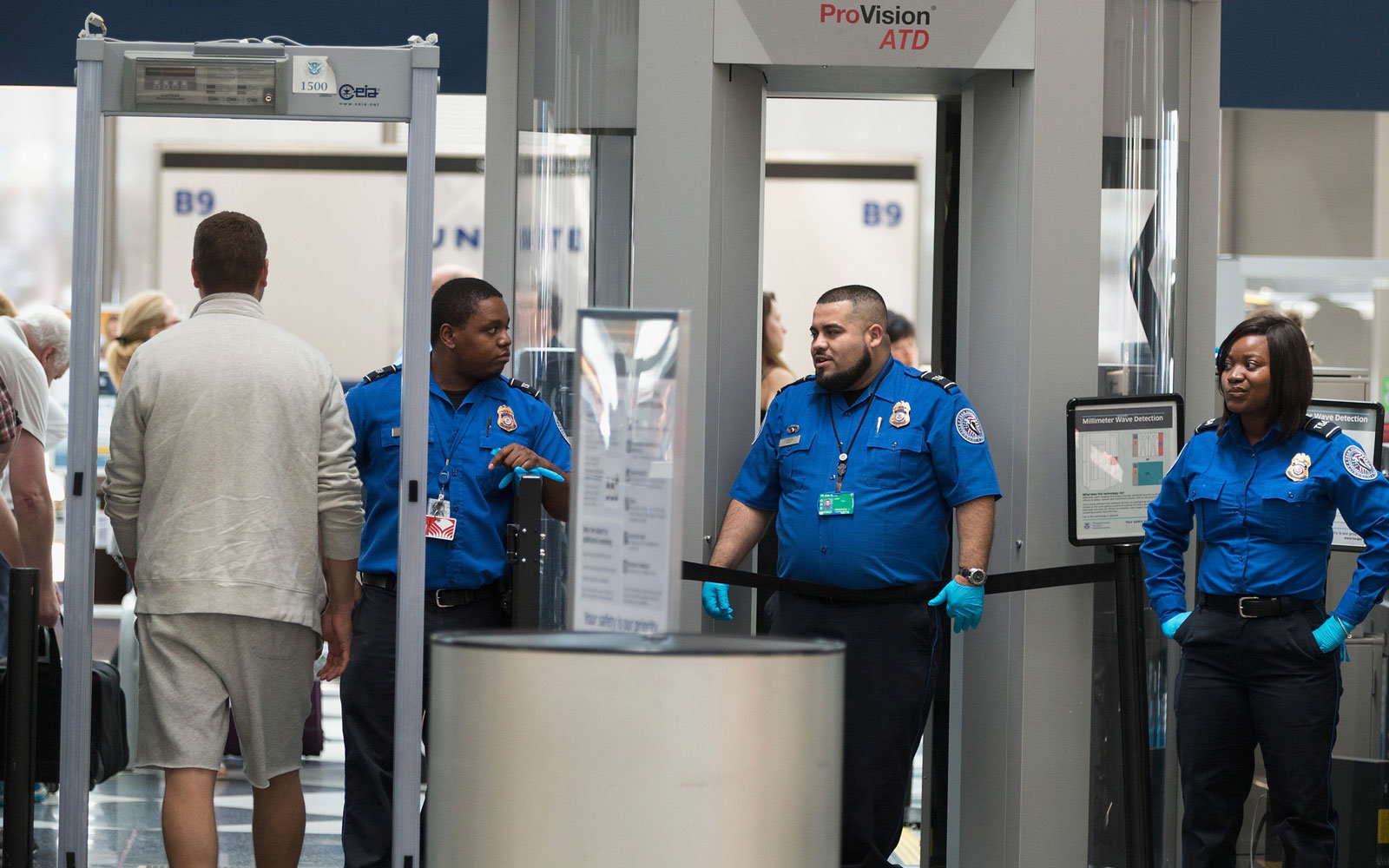 What Tsa S New Intimate Pat Downs Will Mean For Travelers