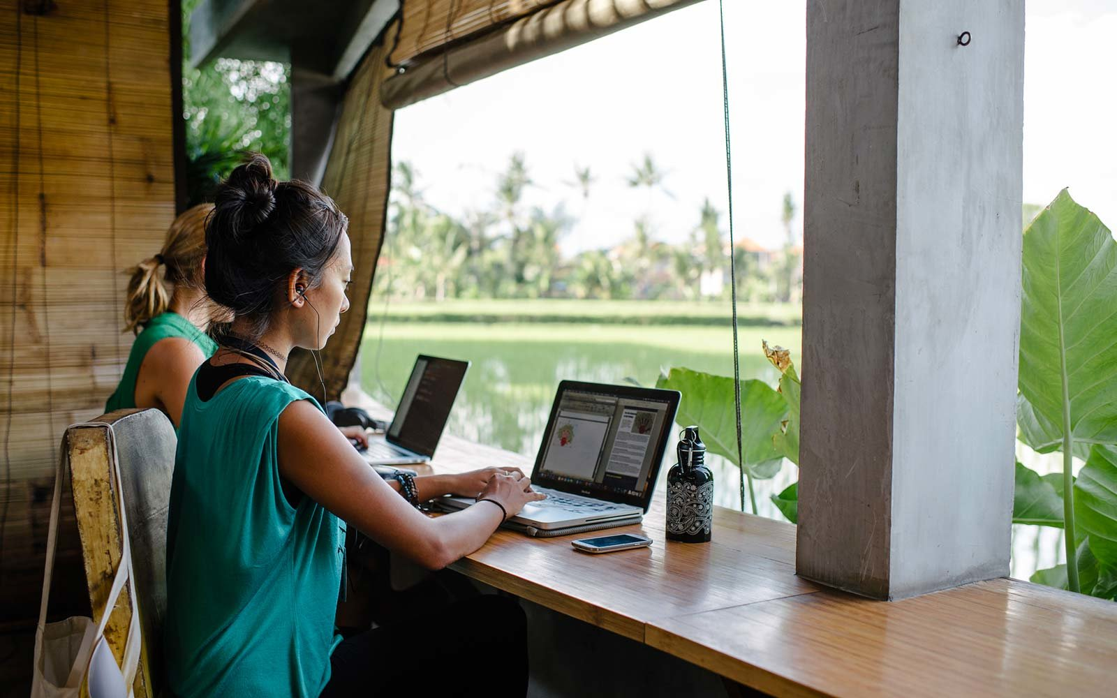 Digital nomad hotspots