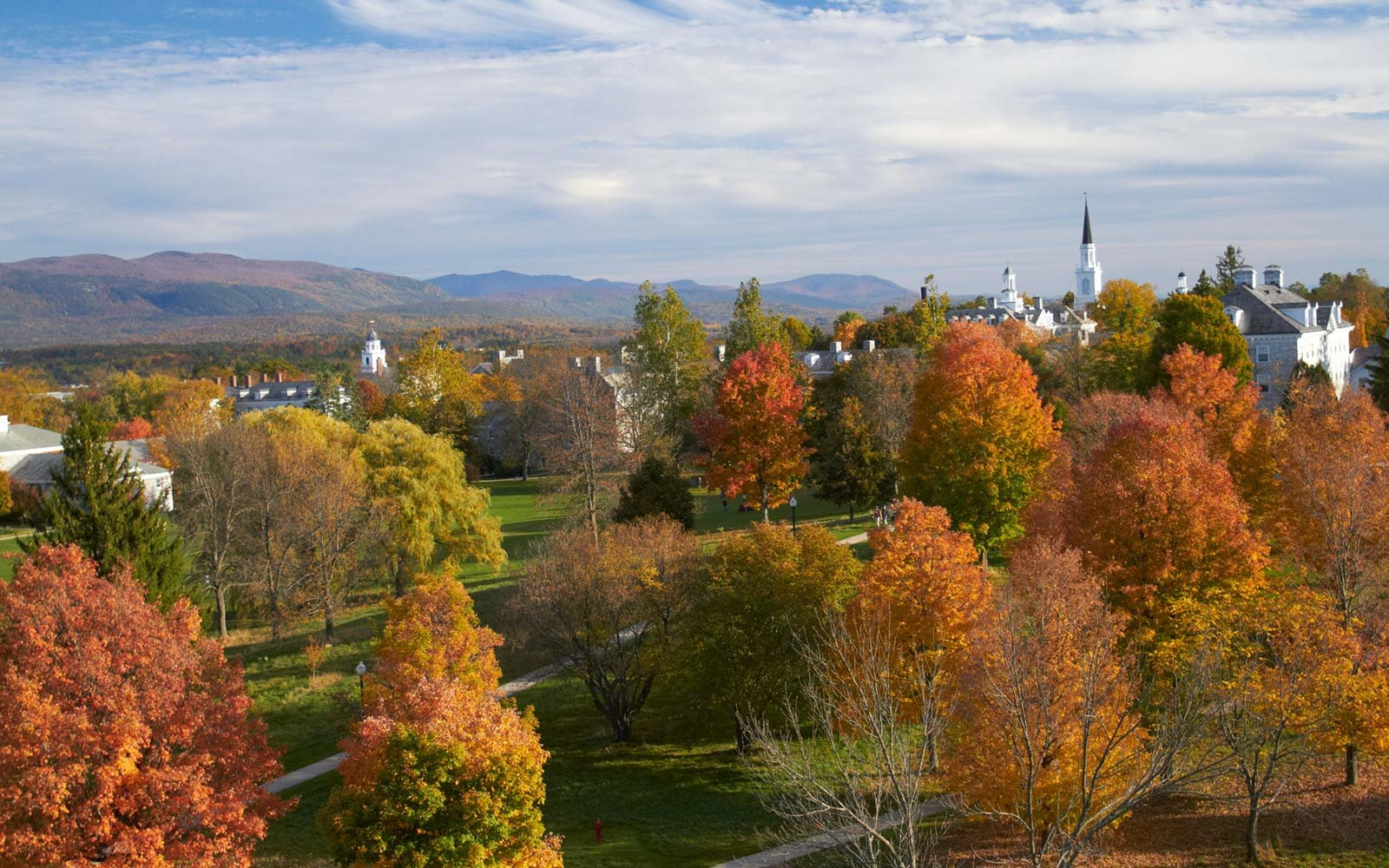Middlebury College, Middlebury College, Vermont