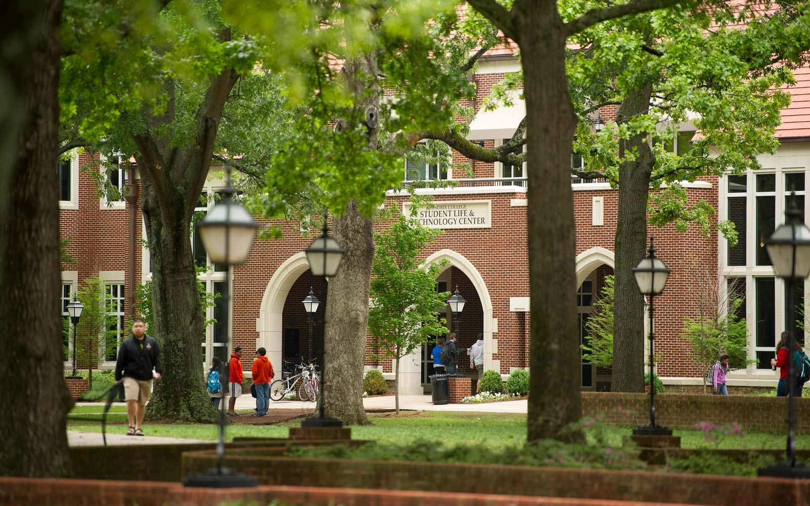 the most beautiful college in every state