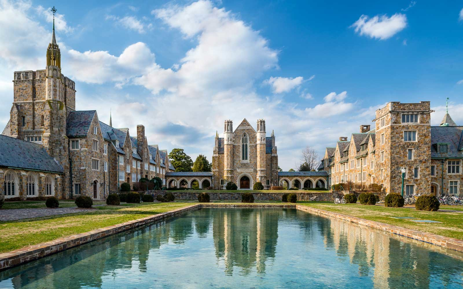 Prettiest College Campuses. The Most Beautiful College in Every State   Travel   Leisure