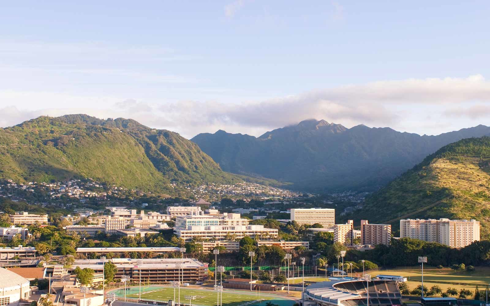 University of Hawaii at Mānoa