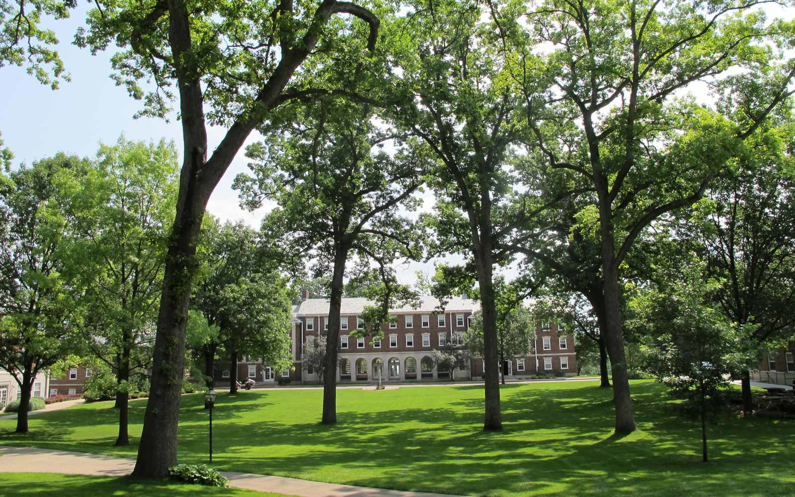 Kalamazoo College in Michigan
