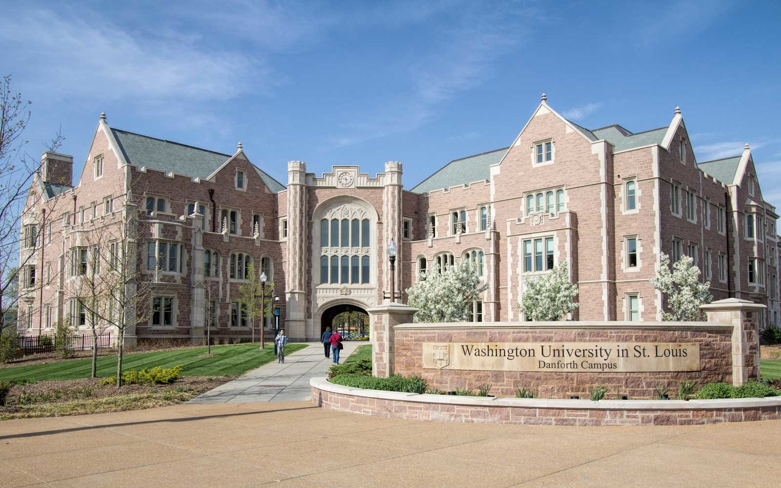 Washington University in St. Louis, Missouri