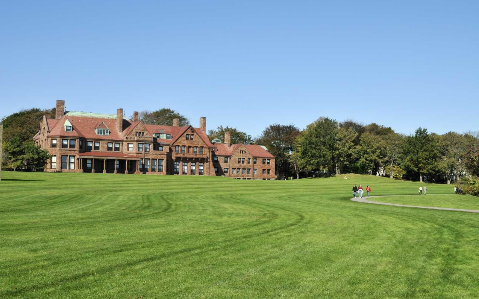 Salve Regina University in Rhode Island