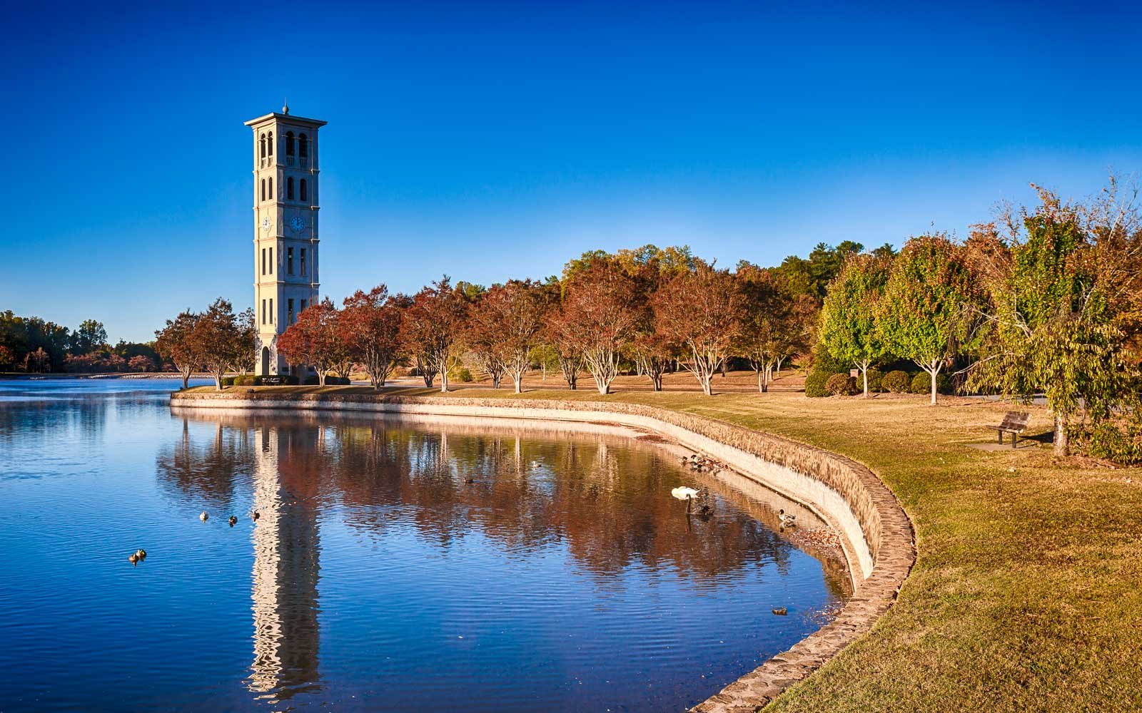 Furman University in South Carolina