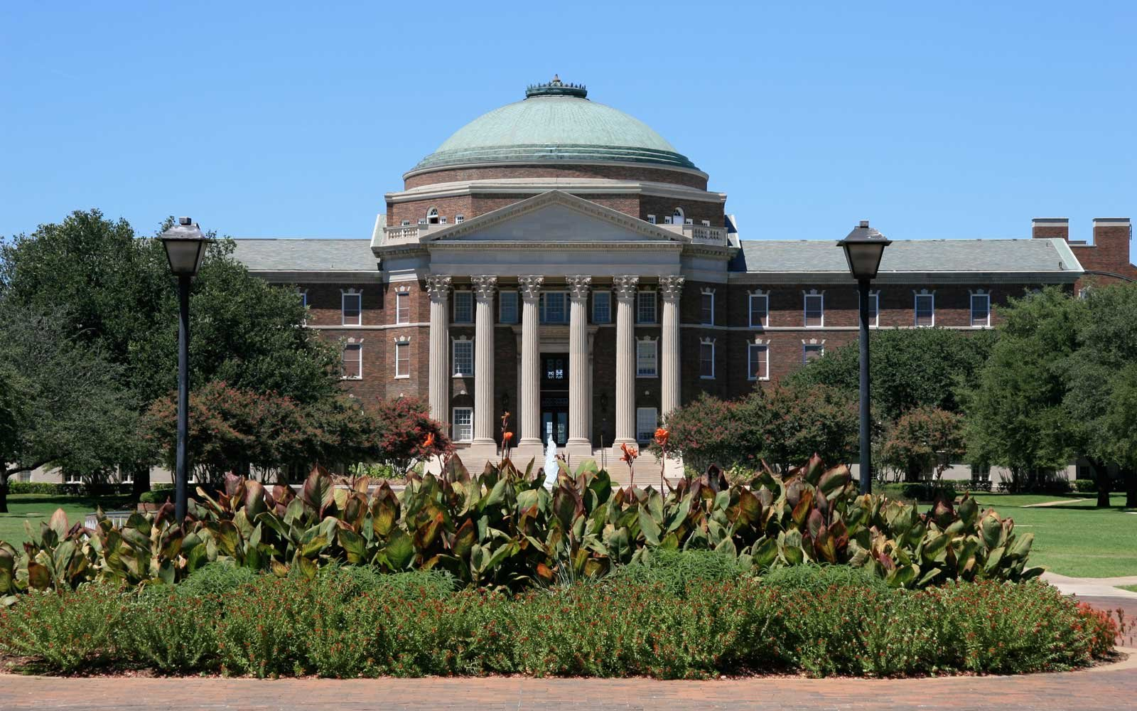 Southern Methodist University in Texas