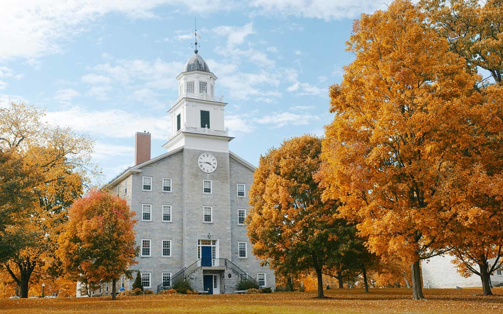 Middlebury College in Vermont