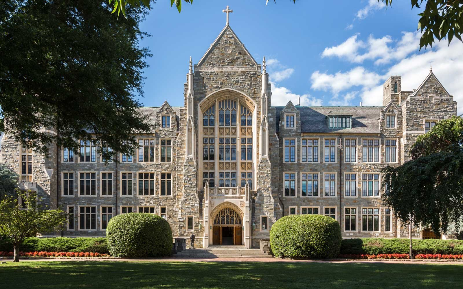 Georgetown University in Washington, D.C.