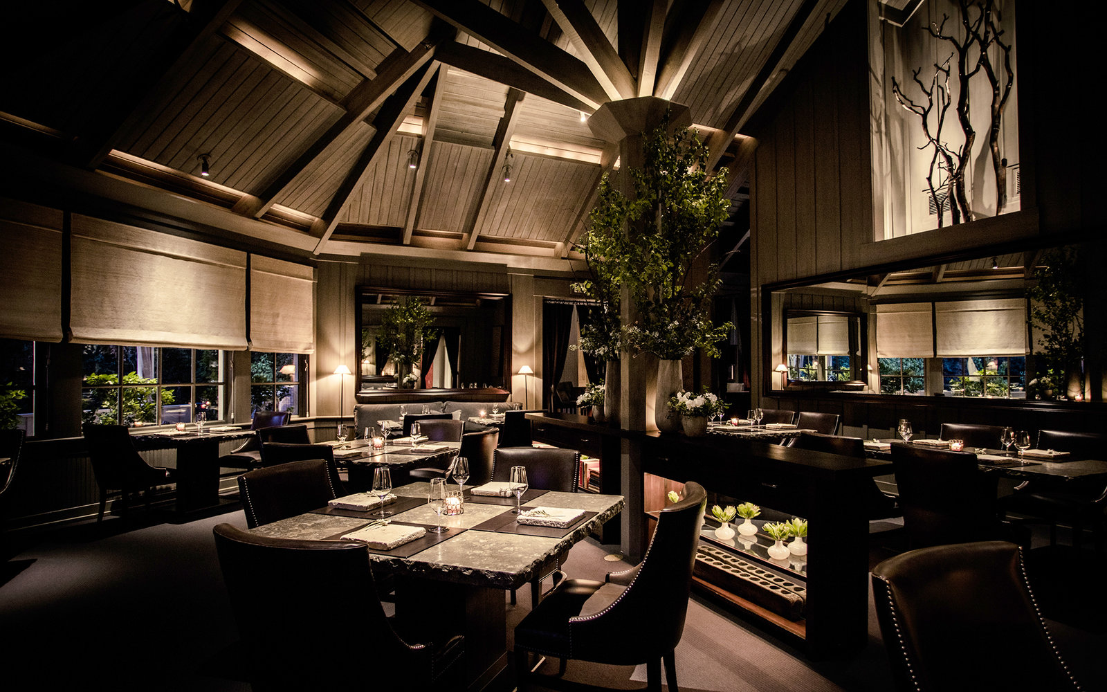The Restaurant At Meadowood Travel Leisure