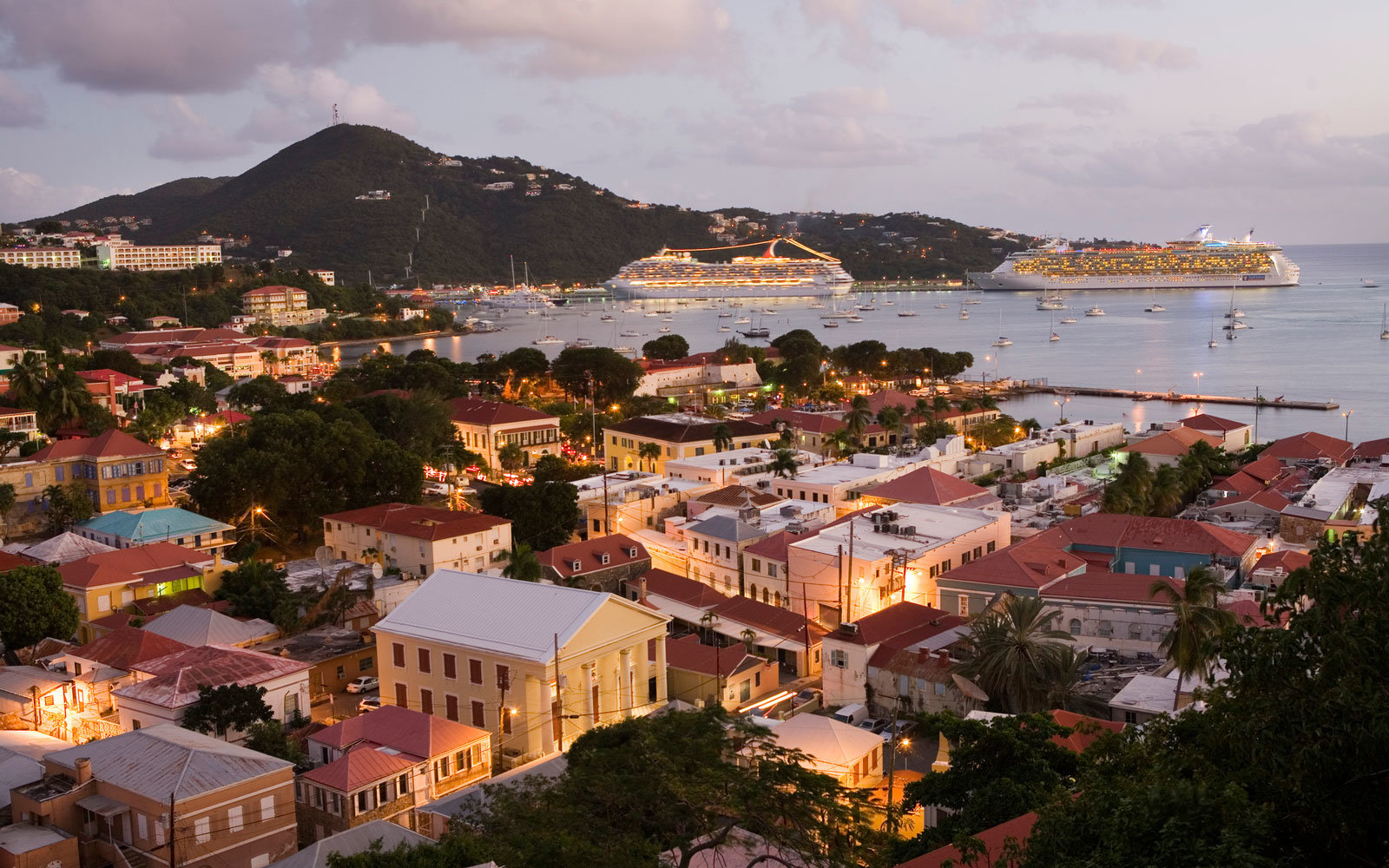 How To Get To Us Virgin Islands