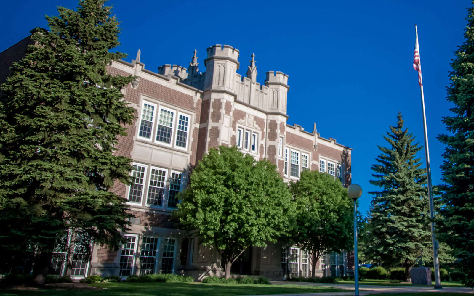 Augustana University in South Dakota