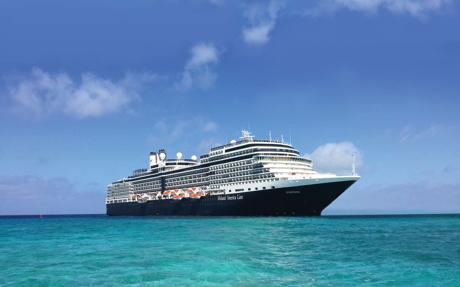 CRUISE: Holland America Eurodam