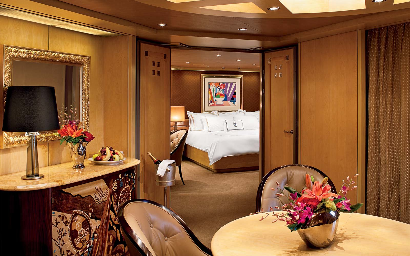 Five Things To Know About Holland America S Nieuw