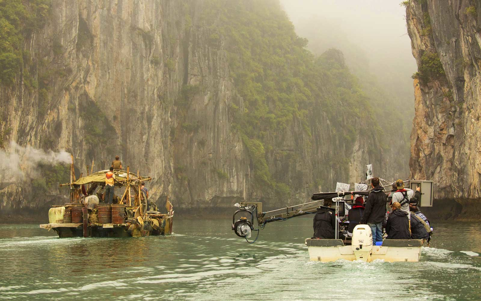 On location in Vietnam with Jordan Vogt-Roberts, director of Kong: Skull Island | Travel + Leisure