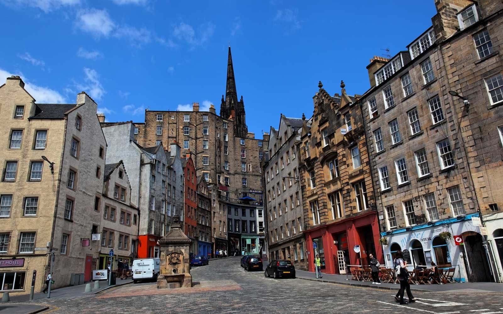 Harry Potter-themed Trip to Edinburgh