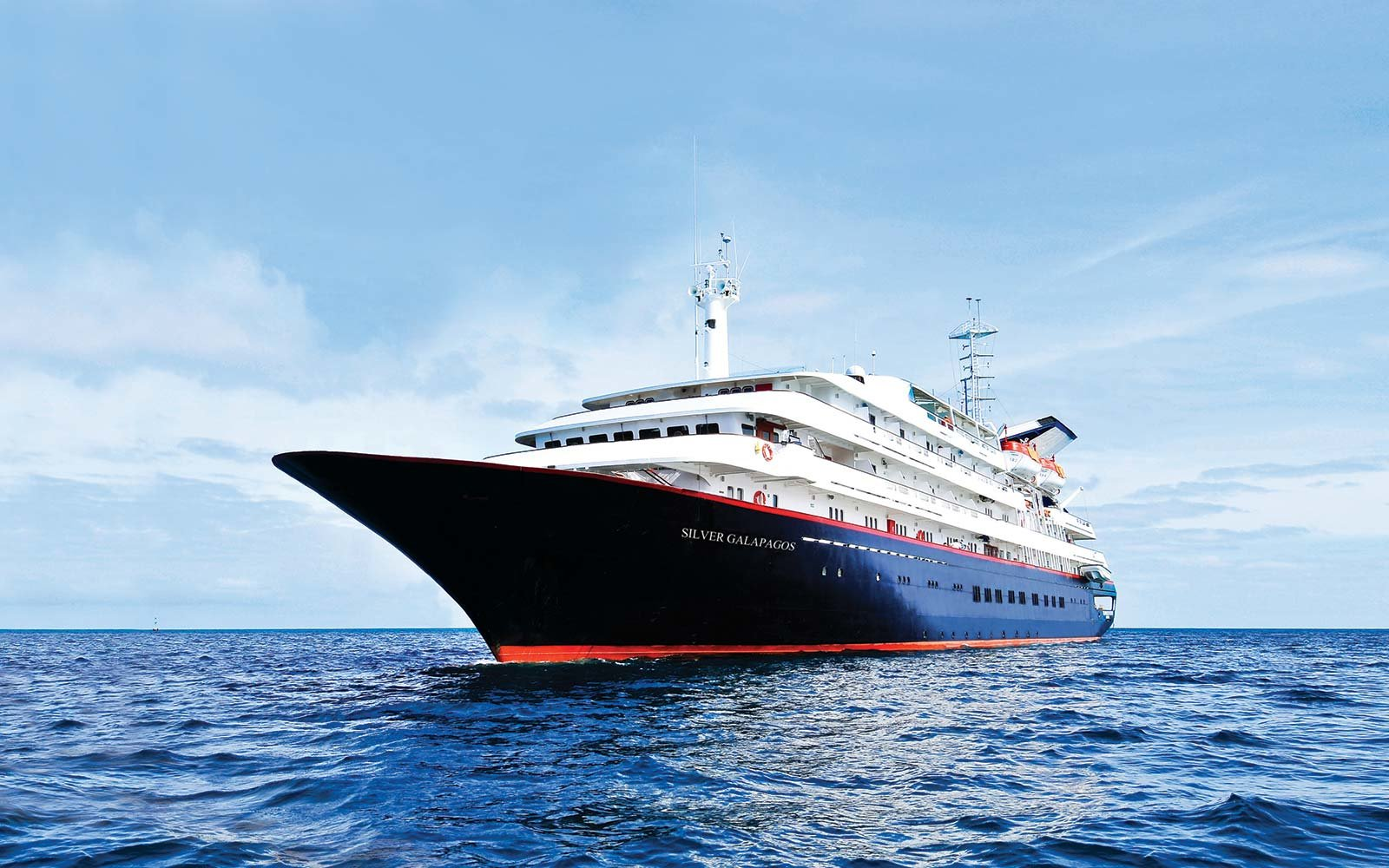 Five Things To Know About Silverseas Silver Galapagos