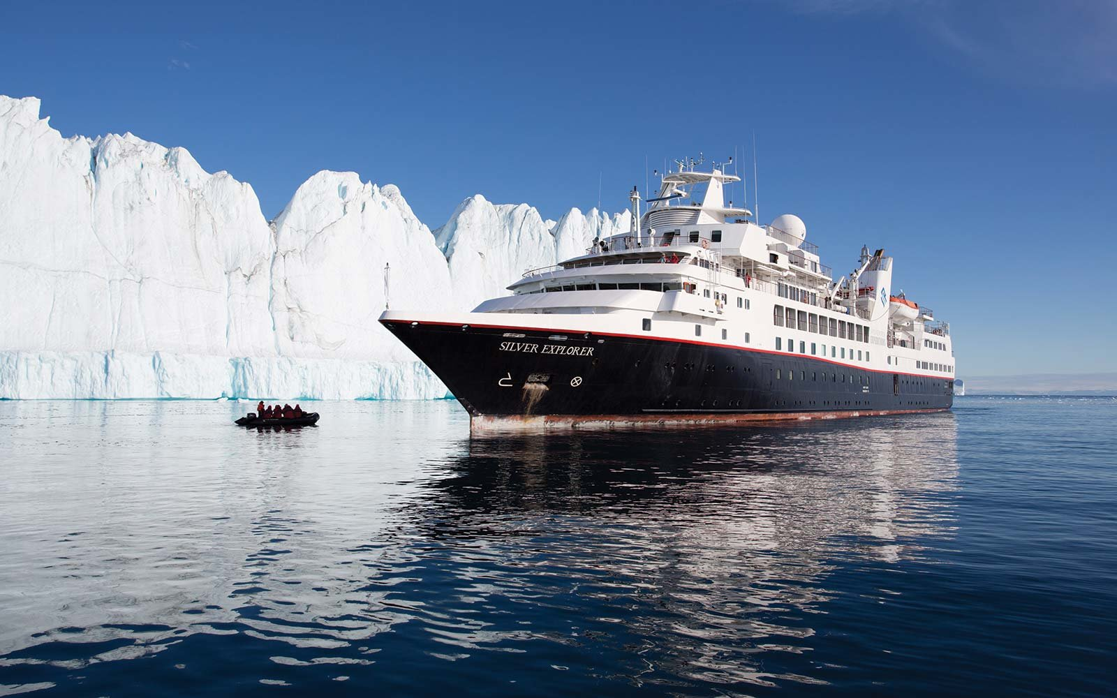 Five Things To Know About Silversea's Silver Explorer