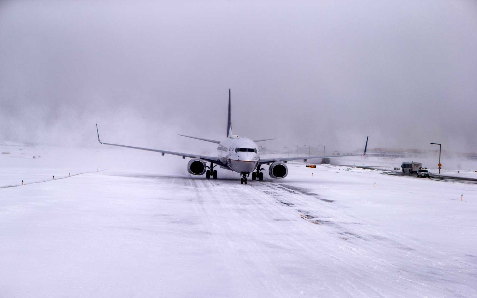 Airlines Offering Travel Vouchers For Winter Storm Stella