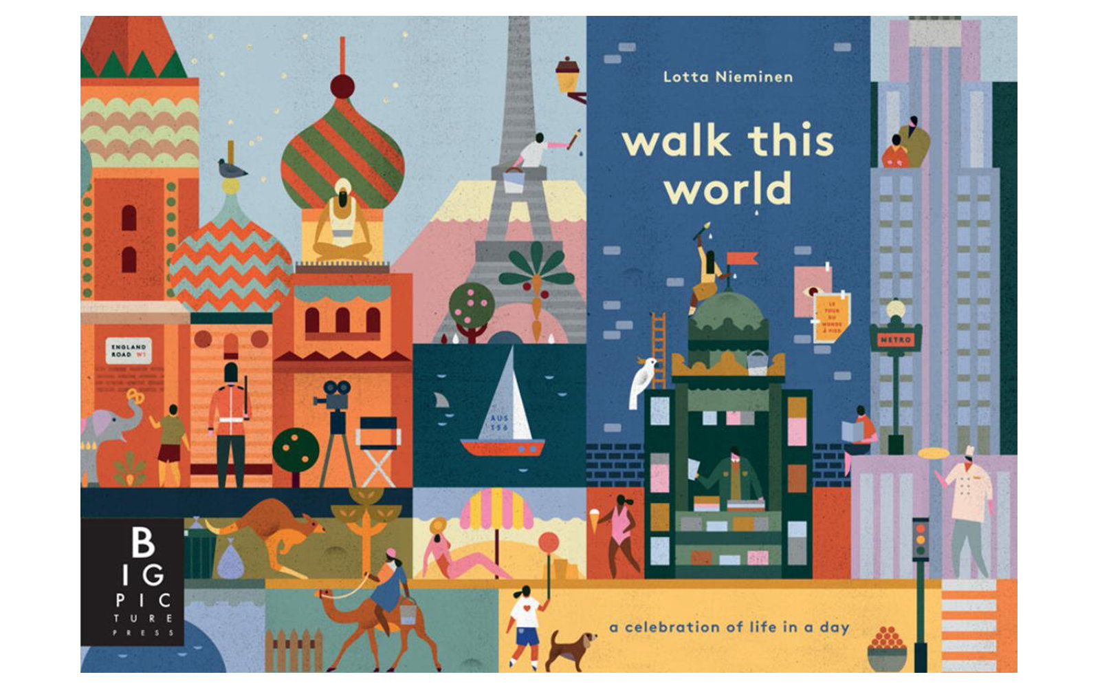 Travel themed nursery dcor and ideas travel leisure walk this world book gumiabroncs Image collections