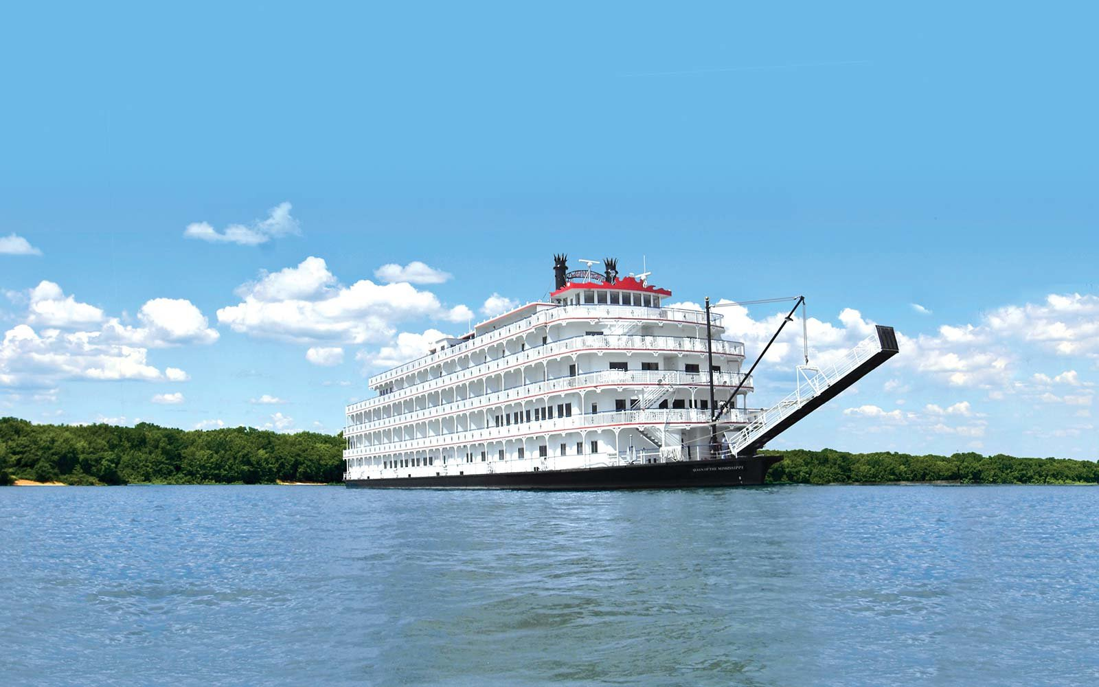 CRUISE: American Queen of the Mississippi