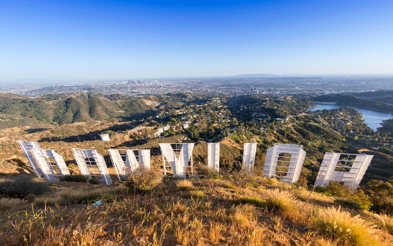 Hiking to the Hollywood Sign Could Soon Get More Difficult ...